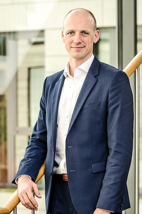 Christopher Schäckermann, amministratore delegato di Charge4Europe e direttore eMobility di DKV